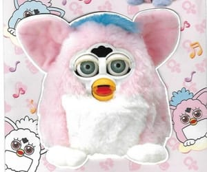 furby, kidcore, and toycore image