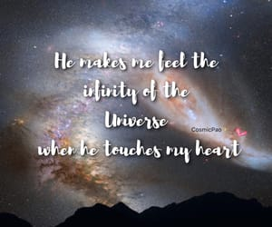 him, infinity, and love quotes image