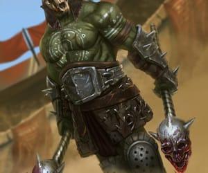 gladiator, rpg, and warrior image