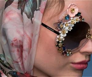 fashion, gafas, and glasses image