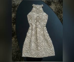 bling bling and dress image