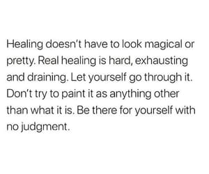 healing, quotes, and love image