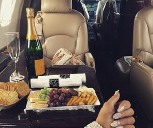 luxury, food, and nails image
