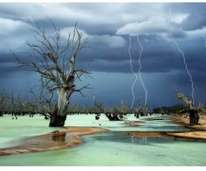 national geographic, photography, and stormy skies like image