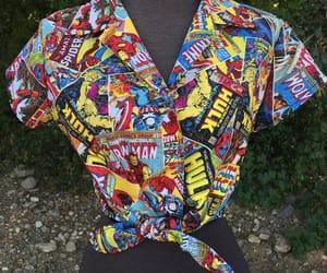 Avengers, comics, and costume image