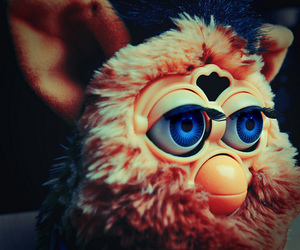 sweet, furby, and toy image