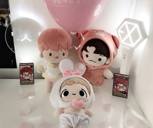 doll, exo, and pale image
