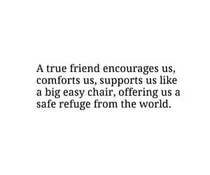 best friends, feelings, and friendship image