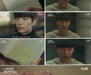 dialogue, kdrama, and jung so min image