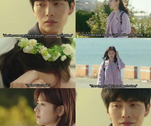 couple, in love, and kdrama image