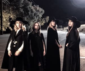 witch, black, and ahs image