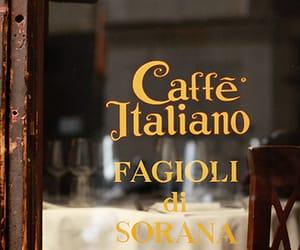 aesthetic, coffee, and italian image