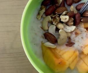almond, breakfast, and peanut image