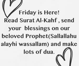 friday and islamic image