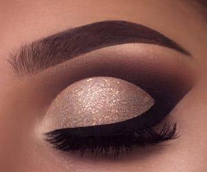 eye makeup and makeup image