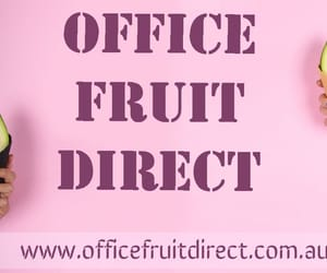 fruit, melbourne, and office image