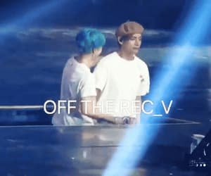 v, rm, and jhope image