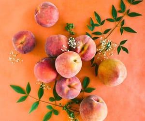peach, orange, and fruit image