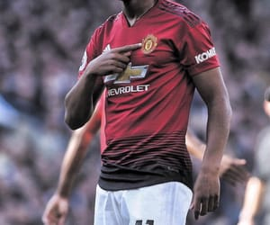 celebrities, united, and anthony martial image