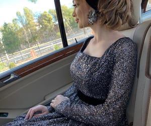 beauty, dress, and glitters image