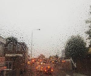 london, morning, and rain image