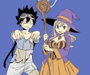 Halloween, fairy tail, and edens zero image