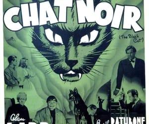 Bela Lugosi, Boris Karloff, and The Black Cat image