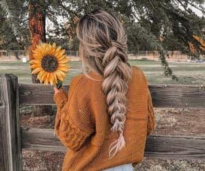 autumn, fashion, and girl image