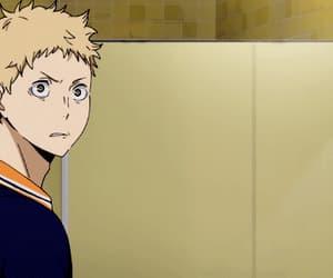 anime, gif, and haikyuu image