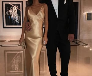 couple, luxury, and Prom image