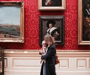 art, museum, and london image