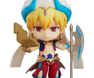 action figure, caster, and gilgamesh image