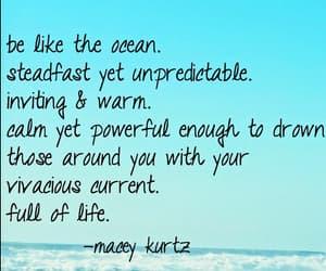 nature, ocean, and seashore image