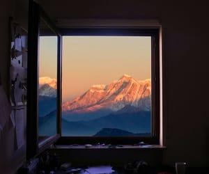 aesthetics, landscape, and mountains image