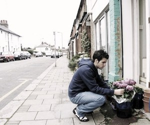 flowers and cesc fabregas image