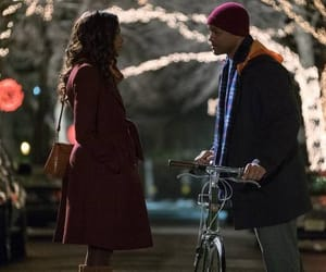 will smith, collateral beauty, and naomie harris image