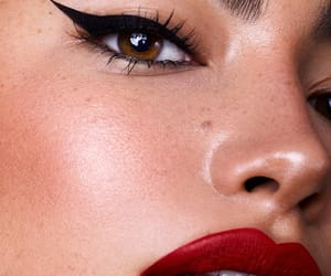 beauty, closeup, and chic image