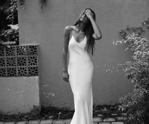 black and white, fashion, and style image