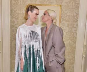 Lady gaga and sarah paulson image