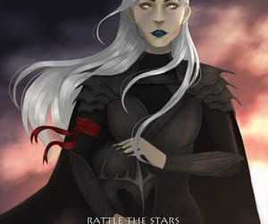 witch, throne of glass, and sarah j maas image