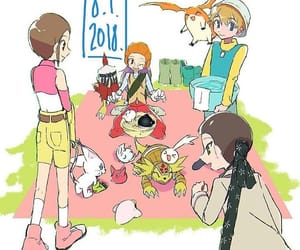 digimon, digimon adventure, and digimon adventure 2 image