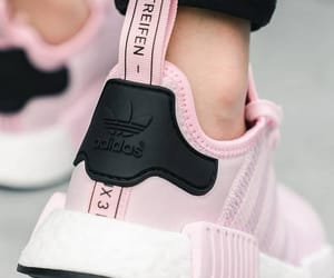 sneakers and fashion image