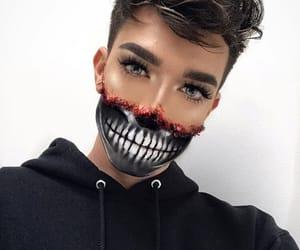 Halloween, makeup, and makeup artist image