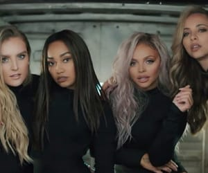 little mix, woman like me, and jesy nelson image