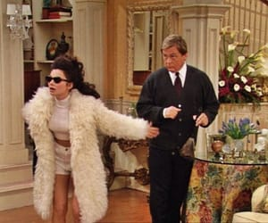the nanny, 90s, and outfit image