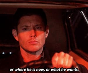 dean winchester, sam winchester, and tv show image