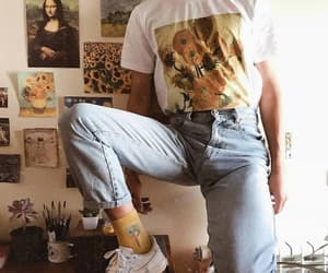 90s, aesthetic, and art image