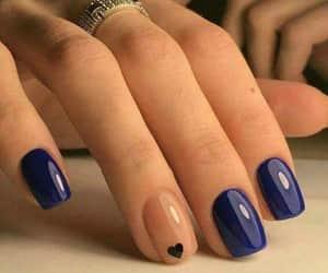 nails, nail art, and design image