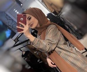 fashion, stylé, and hijab image