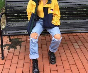 fashion, girl, and outfit image